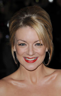 Sheridan Smith at the premiere of
