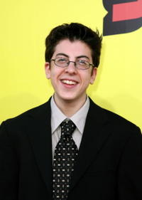 Christopher Mintz-Plasse at the Hollywood premiere of