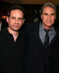 Barry Miller and Joseph Cali at the 30th anniversary screening of