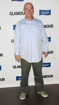 Larry Miller at the Glamour Reel Moments.
