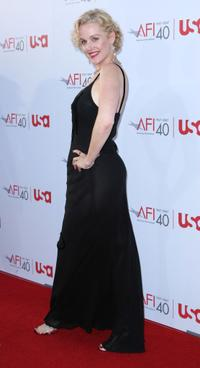 Penelope Ann Miller at the 35th AFI Life Achievement Award tribute.