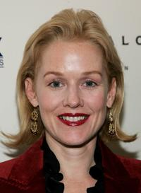 Penelope Ann Miller at the pre-Oscar party for the film