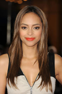 Amber Stevens at the California premiere of