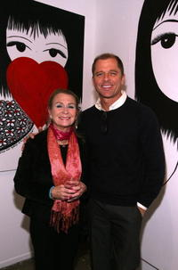 Juliet Mills and Maxwell Caulfield at the Ghettogloss Presents