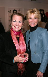 Juliet Mills and Dee Wallace Stone at the Ghettogloss Presents