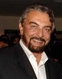 Kabir Bedi at the party of