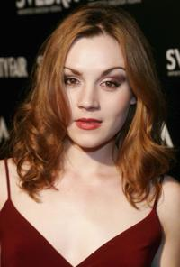 Rachel Miner at the Vanity Fair 2006 Svedka Erotica Reading Series.