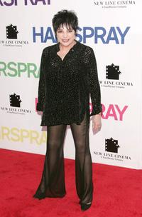 Liza Minnelli at the premiere of