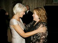 Helen Mirren and Kathy Bates at the 16th Annual British Academy of Film and Television/LA Cunard Britannia Awards.