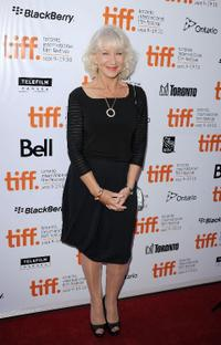 Helen Mirren at the Canada premiere of