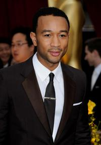 John Legend at the 81st Annual Academy Awards.