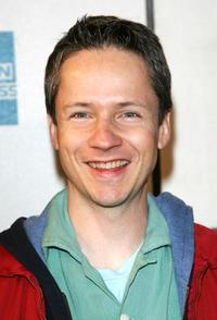 John Cameron Mitchell at the Tribeca Film Festival premiere of