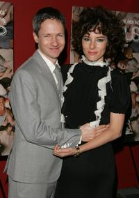 John Cameron Mitchell and Parker Posey at the New York premiere of