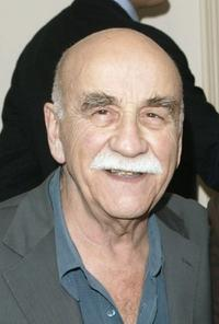 Warren Mitchell at the Evening Standard Theatre Awards.