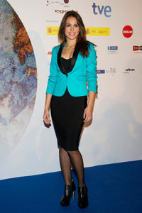 Veronica Echegui at the Jose Maria Forque 2012 Awards in Spain.