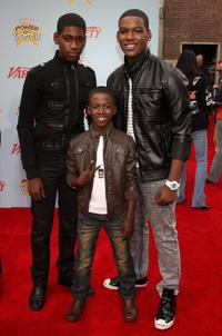 Kwame Boateng, Kwesi Boakye and Kofi Siriboe at the Variety's 3rd Annual Power of Youth Event.