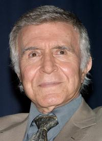 Ricardo Montalban at the Los Angeles screening of