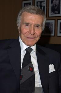 Ricardo Montalban at Tony Martin's 90th birthday party.