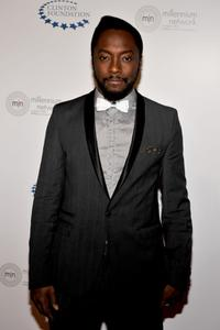 will.i.am at the William J. Clinton Foundation Millennium Network Event.
