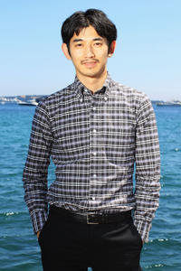 Eita at the portrait session of