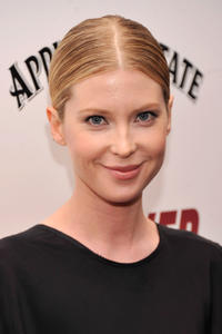 Emma Booth at the New York premiere of