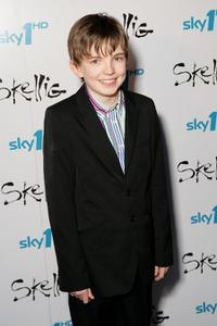 Bill Milner at the VIP screening of
