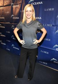 Angela Kinsey at the Oceana's 2009 Partners Awards Gala.