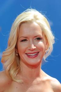Angela Kinsey at the 62nd Annual Primetime Emmy Awards.