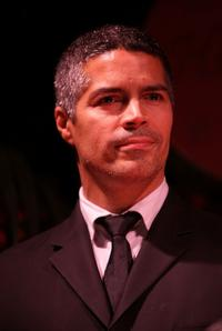 Esai Morales at the 80th Anniversary celebration of Academy Award's.