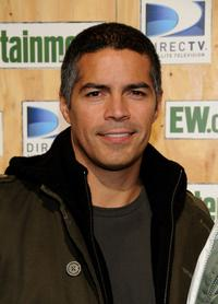 Esai Morales at the Sundance Film Festival.