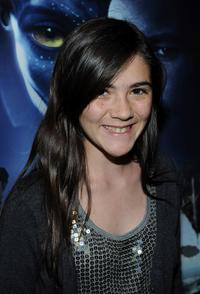 Isabelle Fuhrman at the Australians In Film screening of