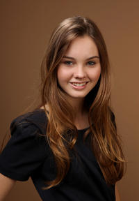 Liana Liberato at the portrait sesssion for