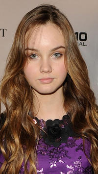 Liana Liberato at the Post Gala of