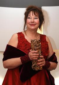 Yolande Moreau at the 34th Cesars French Film Awards ceremony.