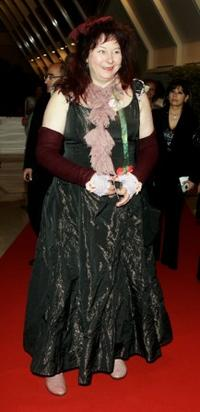 Yolande Moreau at the 58th International Cannes Film Festival.