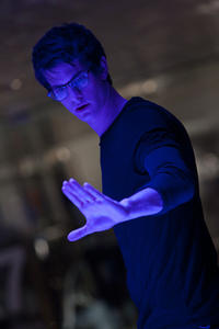 Andrew Garfield as Peter Parker in ``The Amazing Spider-Man.''