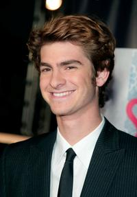 Andrew Garfield at the opening night gala premiere of