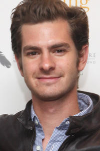 Andrew Garfield at the Annual Charity Day hosted by Cantor Fitzgerald and BGC Partners in N.Y.