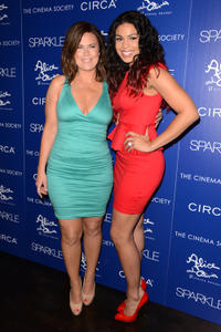 Jodi Wiedemann and Jordin Sparks at the New York premiere of