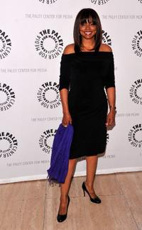 Debbi Morgan at the AFTRA's Evening with the cast and creative team of
