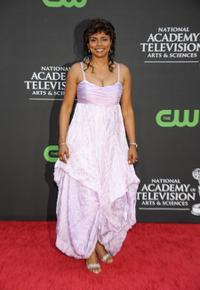 Debbi Morgan at the 36th Annual Daytime Emmy Awards.
