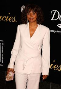 Debbi Morgan at the 34th Annual AWRT Gracie Awards Gala.