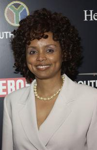 Debbi Morgan at the 2nd Annual EBONY Oscar Celebration.