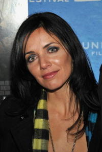 Michele Morgan at the Sundance Film Festival premiere of
