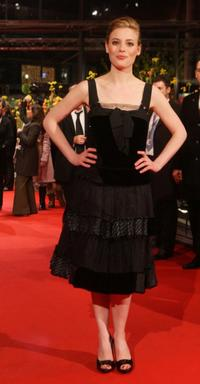 Gillian Jacobs at the premiere of
