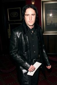 Trent Reznor at the premiere of