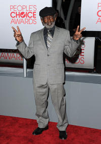 Garrett Morris at the 2012 People's Choice Awards in California.