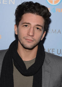 John Magaro at the screening of