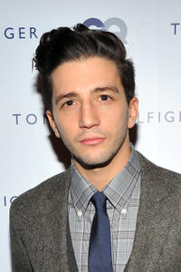 John Magaro at the Tommy Hilfiger & GQ Celebrate the 5th Avenue Flagship in New York.