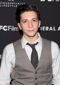 John Magaro at the